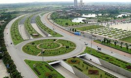 thành phố vườn kiểu mẫu