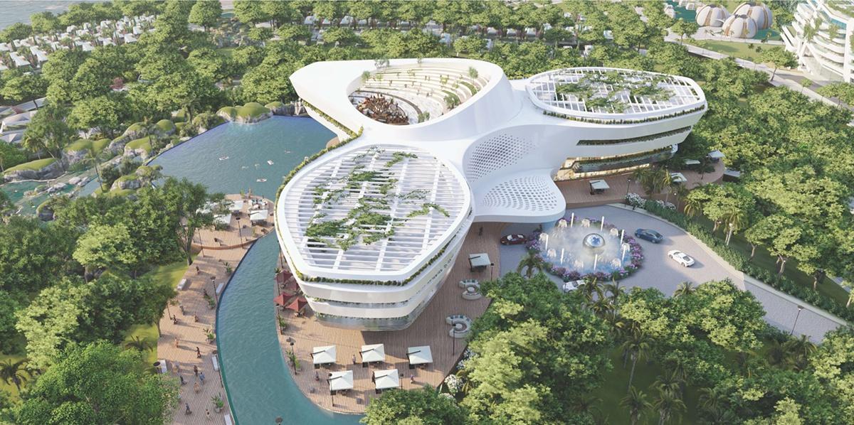 Heritage Mũi Né trở thành điểm sáng của thành phố biển nơi đây kiến tạo một thiên đường nghỉ dưỡng đỉnh cao